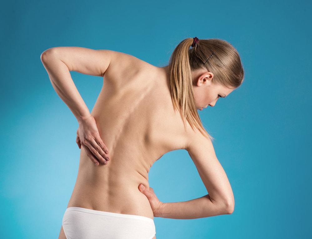 Bolest svalů může v konečném důsledku vést až k selhání ledvin.