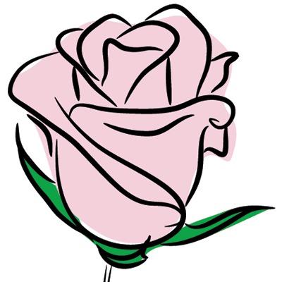 Růže test
