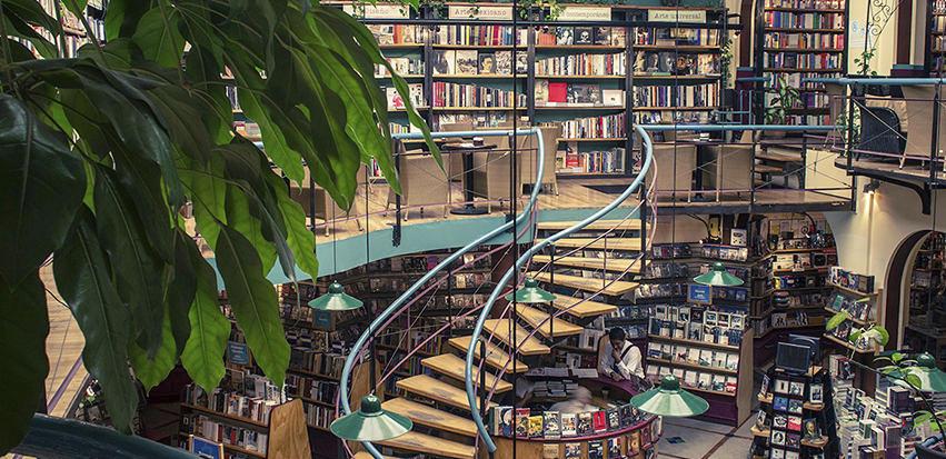 Librería el Péndulo v Mexico City