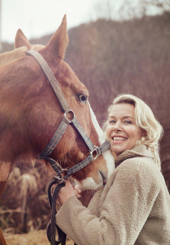 Obchodnice s módou Solveig Zoske vyměnila glamour svět za koně