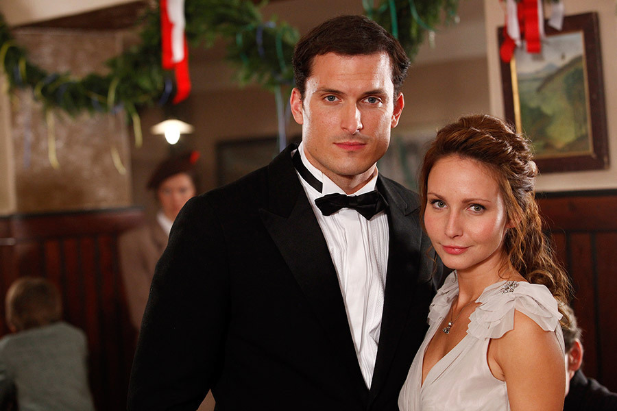 Magdaléna s Vladimírem v první sérii