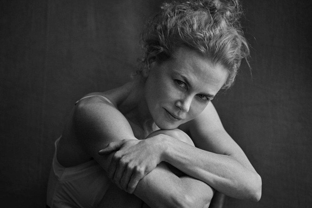 Nicole Kidman pro kalendář Pirelli 2017