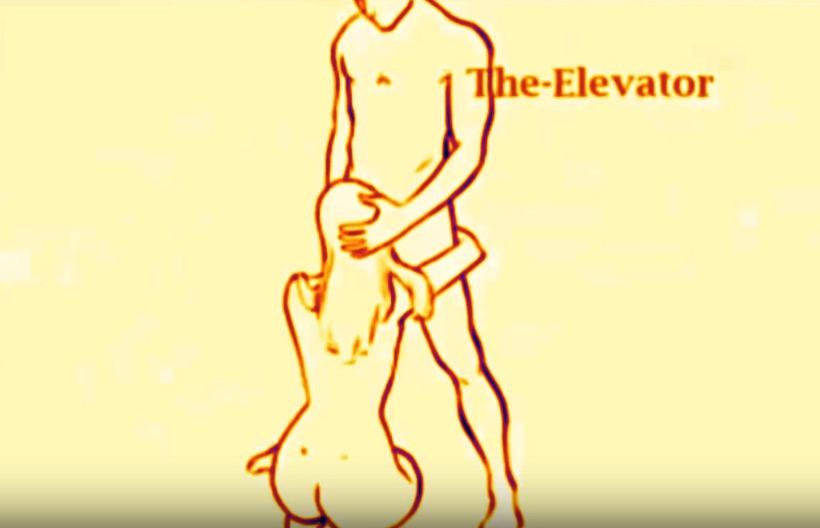 Orální sex kreslené obrázky