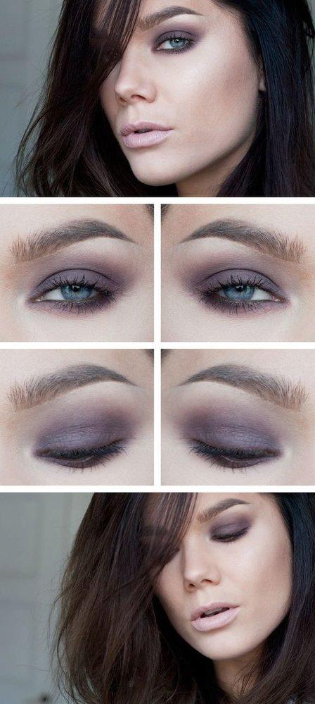 Líčení pro šedé oči