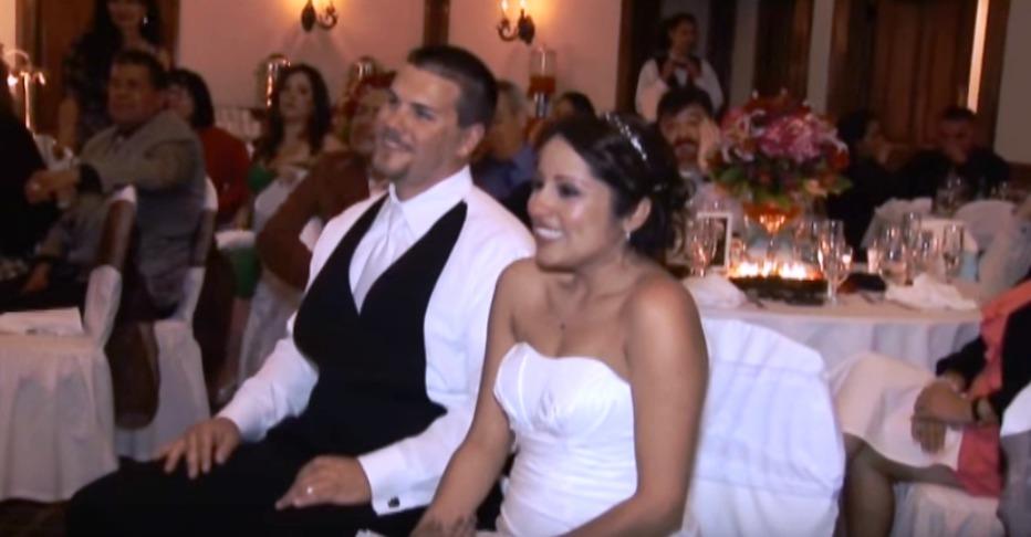 Netradiční svatební proslov.
