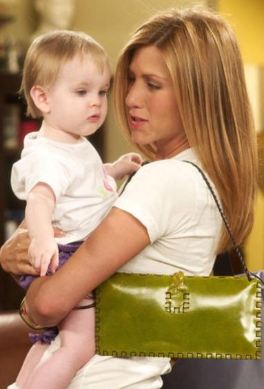 Jennifer v seriálu Přátelé
