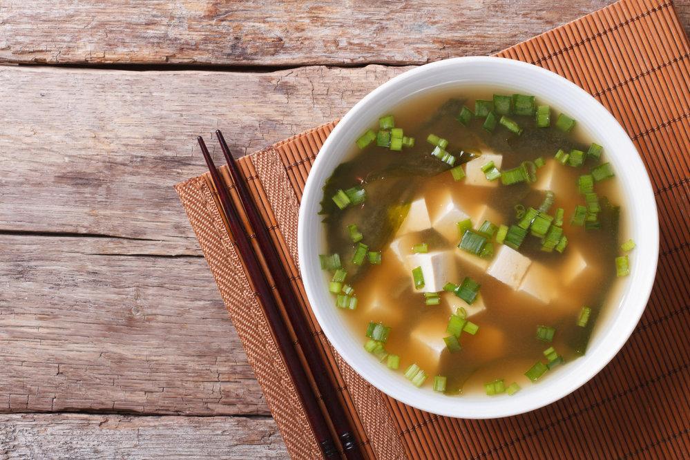 Z misa lze připravit výtečnou polévku