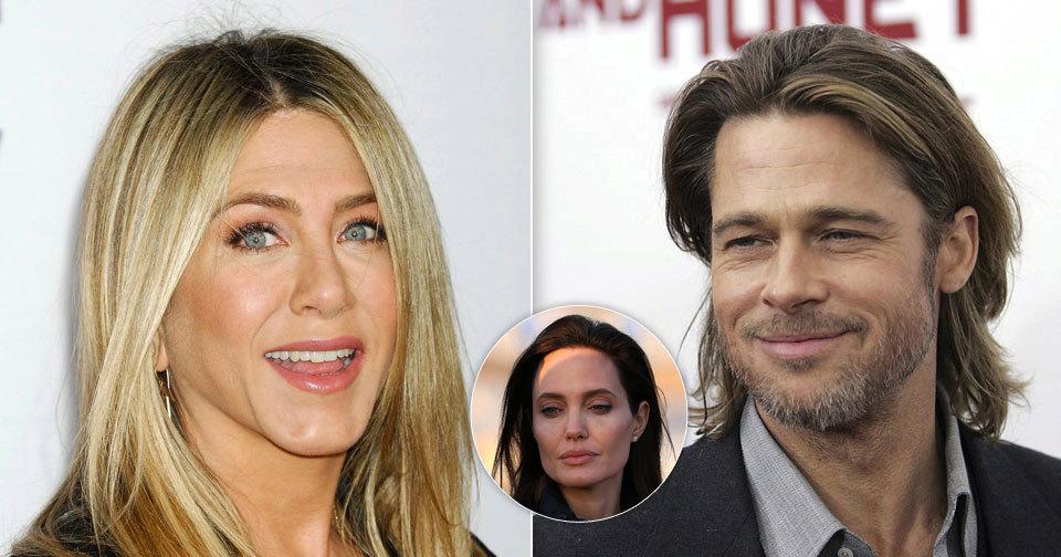 Brad Pitt je opět v kontaktu s Jennifer Aniston.