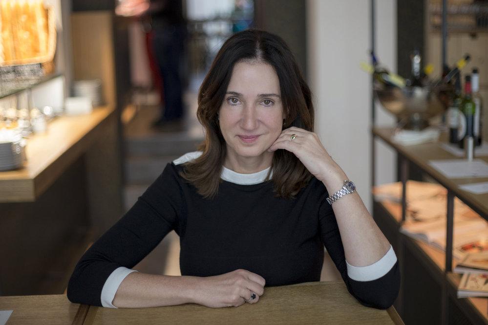 Scenáristka Mirka Zlatníková