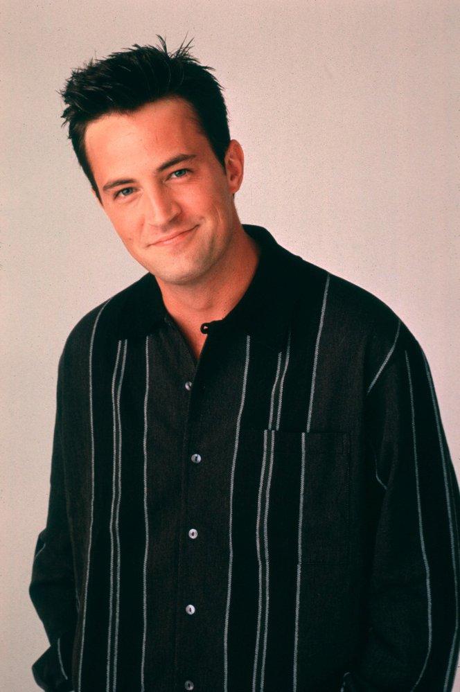 Chandler Bing – hipster z Twitteru