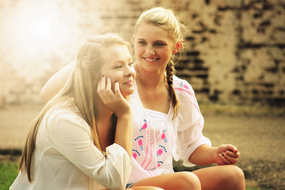 Nejlepší kamarádka toho o nás ví více jak přítel