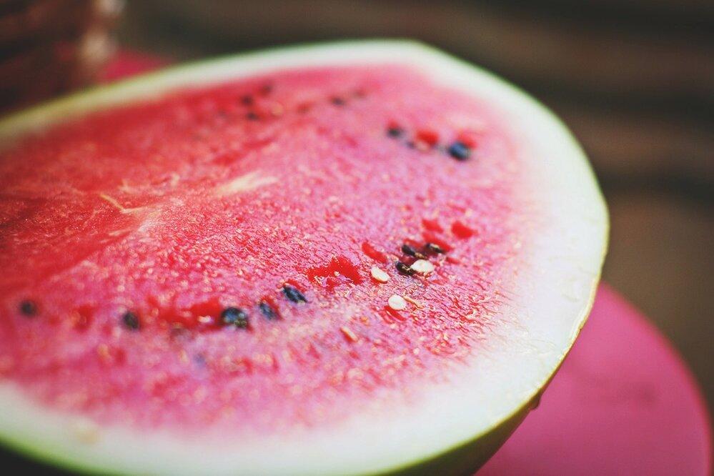 Meloun je skvělým zdrojem tekutin