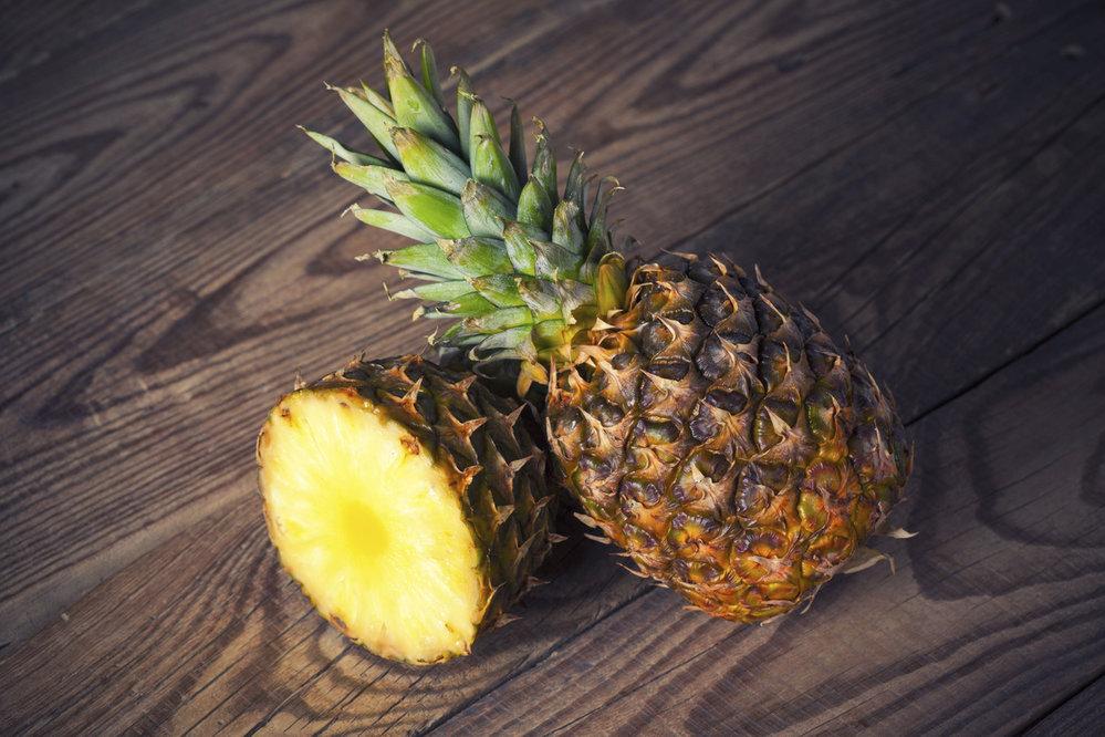 Ananas pomáhá lepšímu trávení