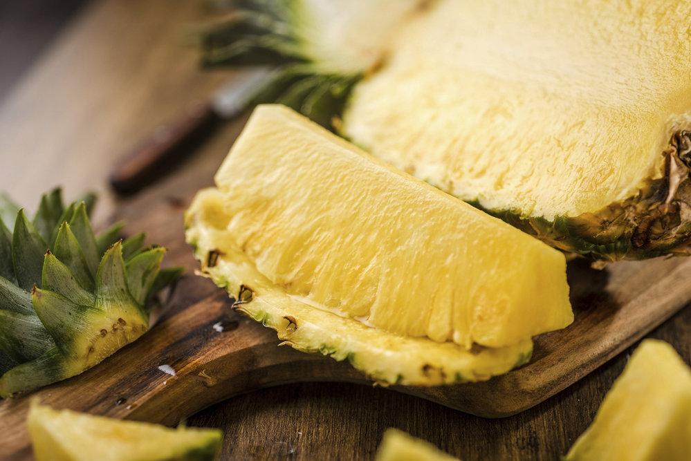 Ananas snižuje riziko onemocnění srdce a cév