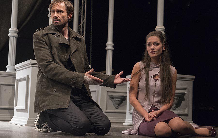 Veronika Macková jako Ofélie