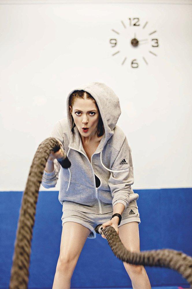 Klára v ringu