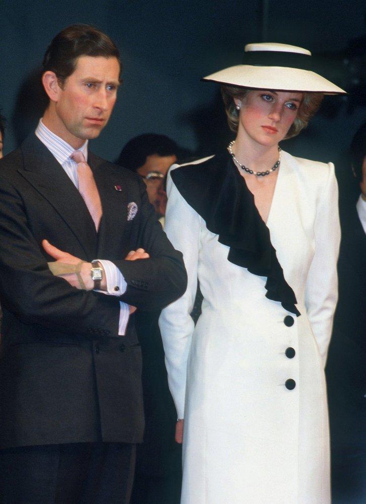 Diana a Charles neměli šťastné manželství... Mohl za to i jeho dlouholetý vztah ke Camille Parker Bowles, kterou si nakonec vzal