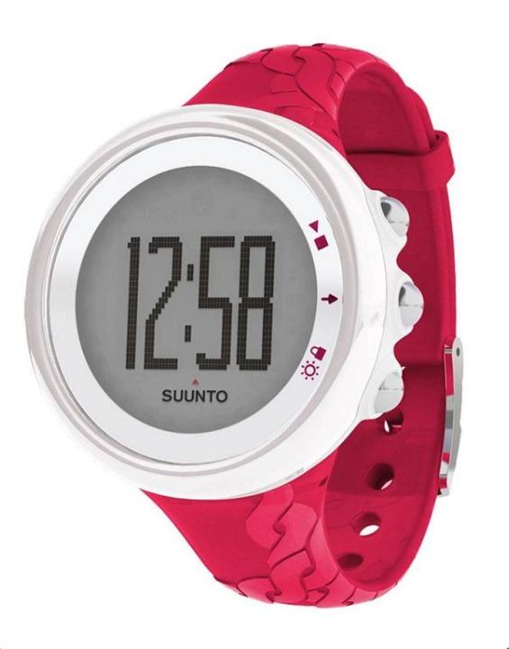 Suunto M2, 2470 Kč, běžecké hodinky měří srdeční tep, spálené kalorie, zóny srdečního tepu; stopky, časové funkce, zámek tlačítek, budík