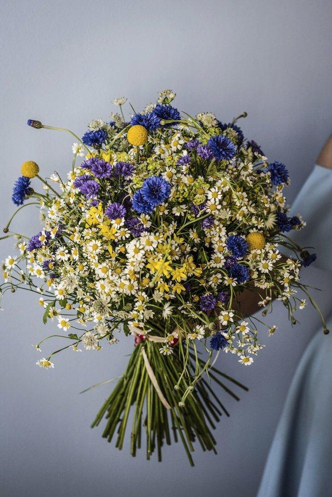 Nejkrásnější svatební kytice