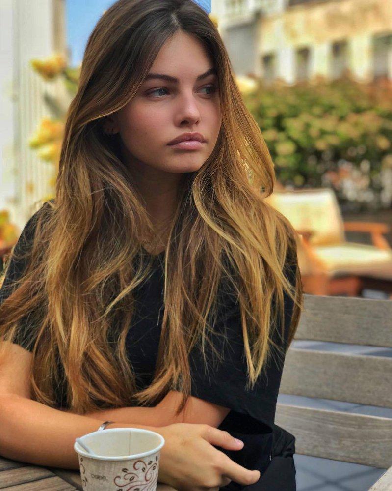 Thylane Blondeau byla v dětství považována za nejkrásnější holčičku, teď je z ní profesionální modelka.