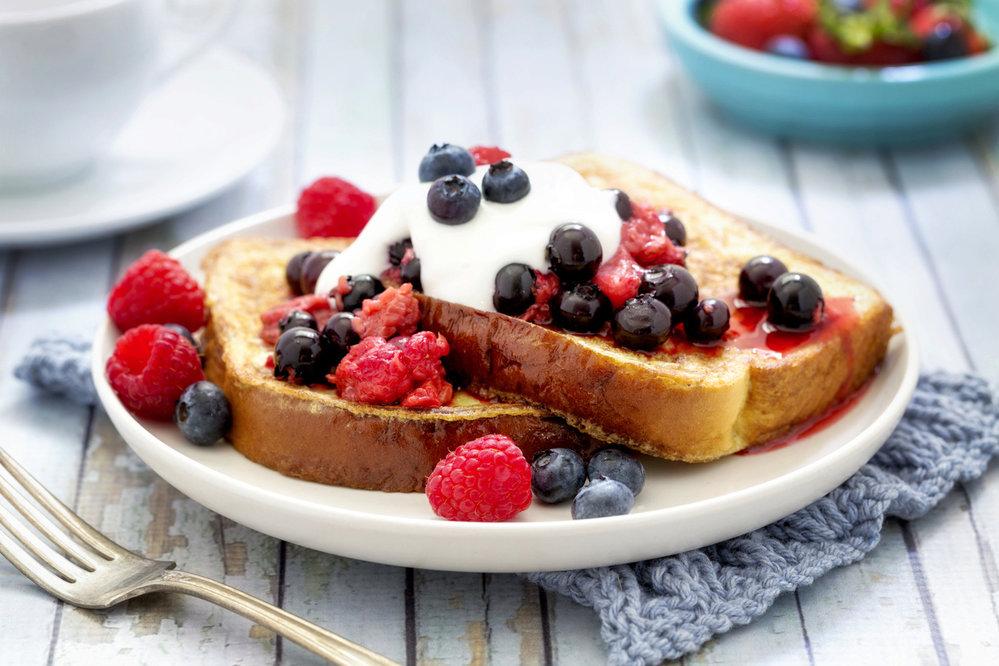 Toasty k snídani