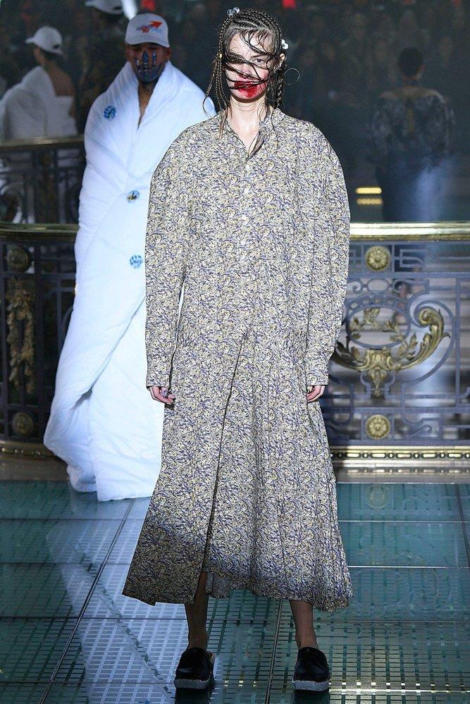 Vivienne Westwood jaro/léto 2018