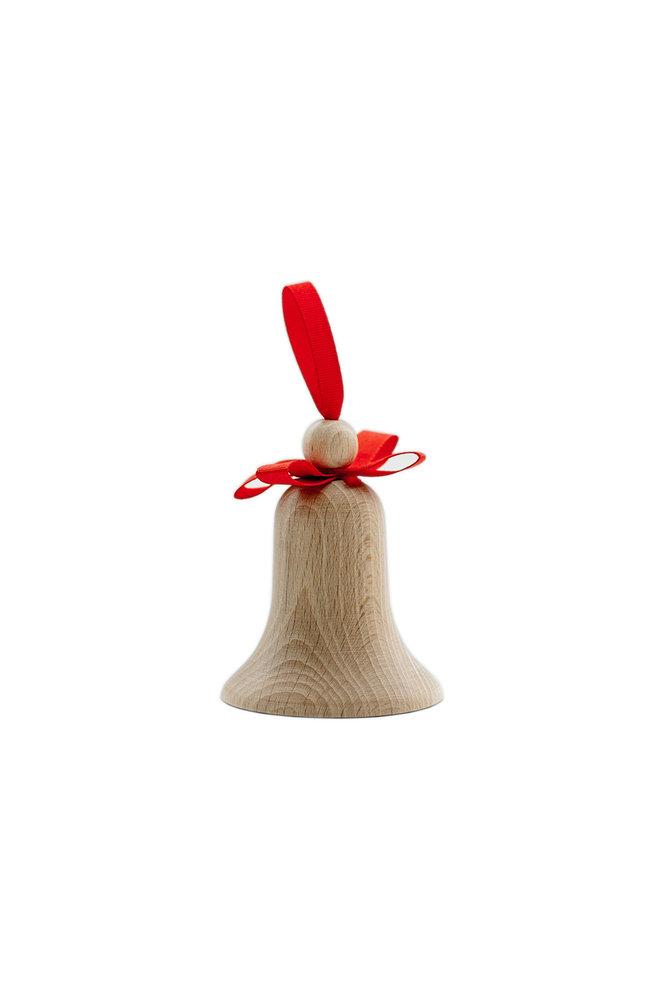 Dřevěný zvonek, cena: 85 Kč