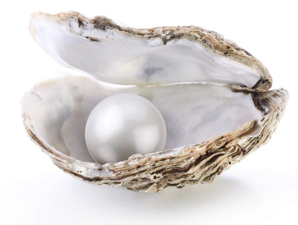 Perla je posilovač energie a je symbolem lásky