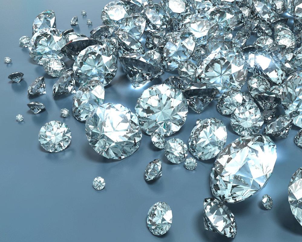 Diamant ochraňuje proti zlu a je považován za kámen morálky