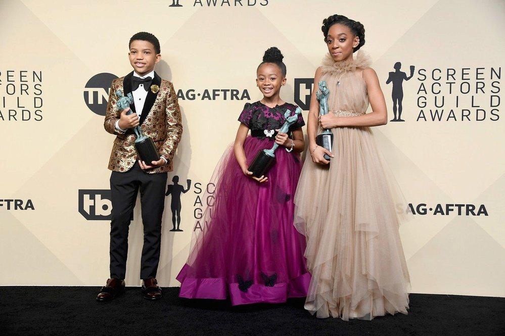 Předávání cen SAG Awards 2018