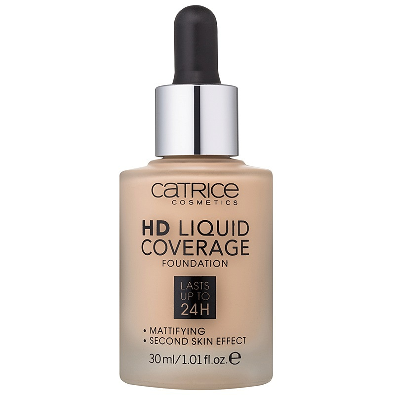 Tekutý make-up Liquid Coverage, Catrice, 199 Kč
