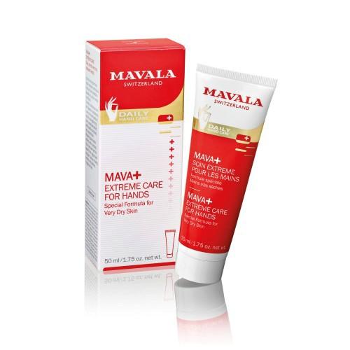 Krém na ruce Mava +, Mavala, koupíte na fann.cz, 399 Kč/50 ml
