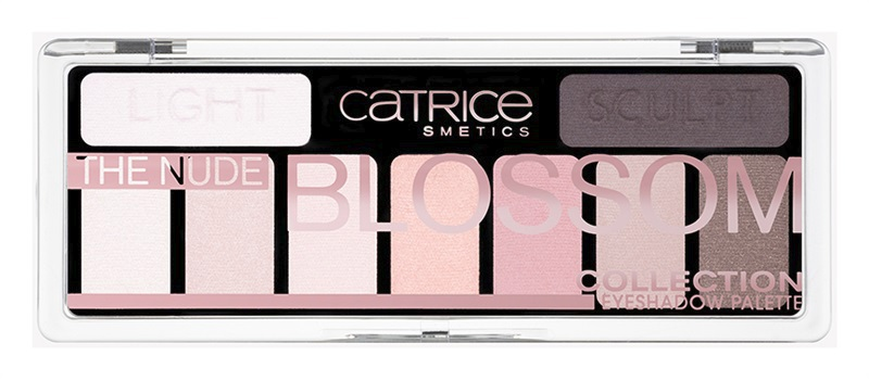 Catrice, The Nude Blossom Collection, 134 Kč