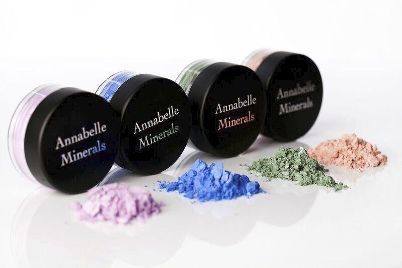Minerální oční stíny Annabelle Minerals, eshopannabelle.com, 181 Kč/ks