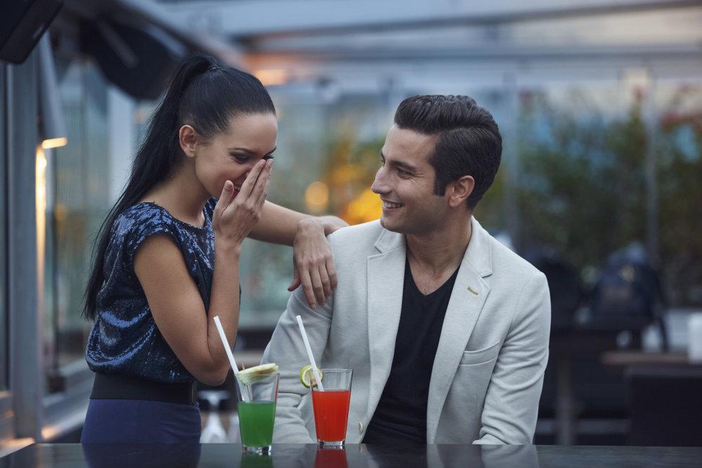 Flirtování připojení