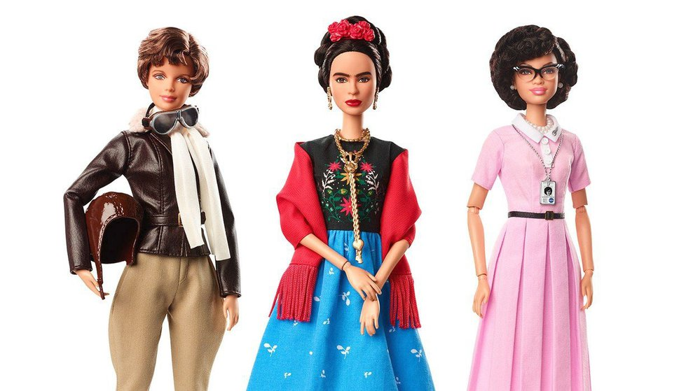 Nové panenky Barbie