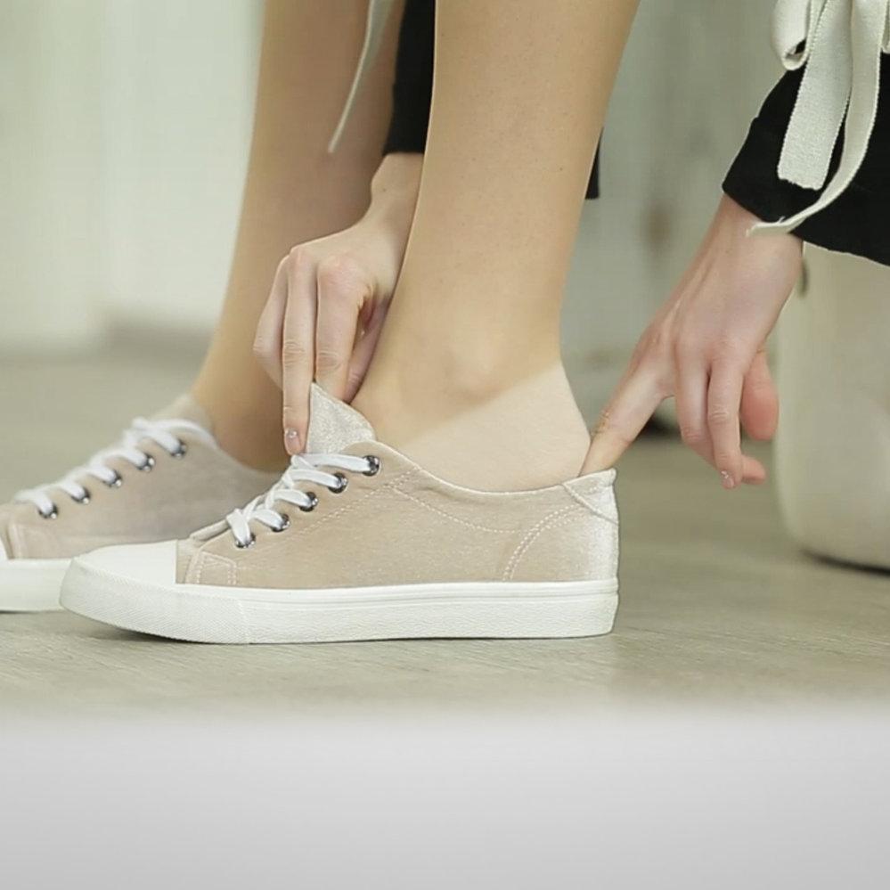 Ponožkosilonky jsou perfektní do pevné obuvi