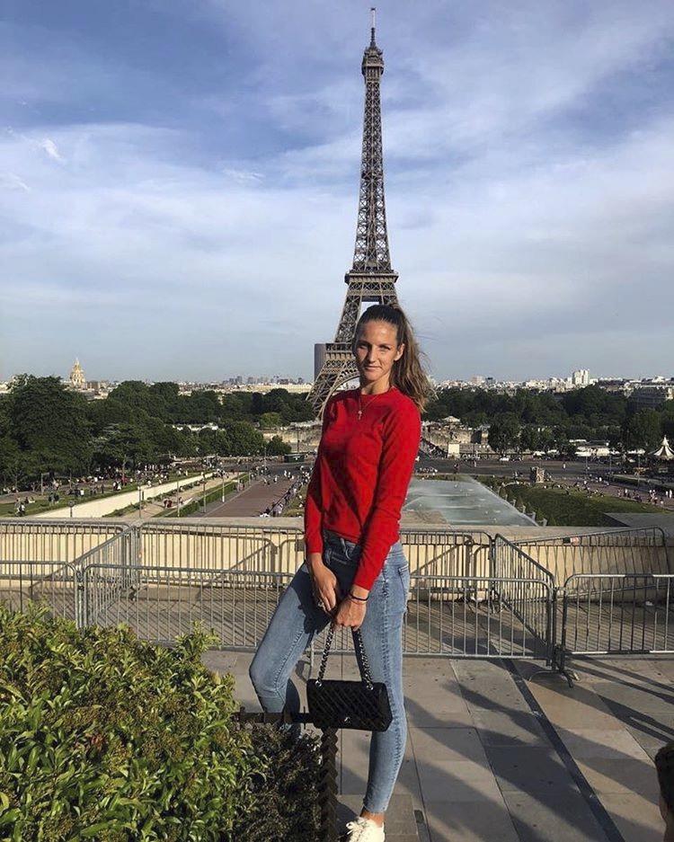 Karolína Plíšková nosí ráda džíny