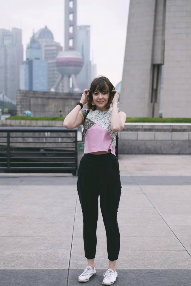 Leah-Jane Musch nakupuje své oblečení jen v second-handech a je módní ikonou Instagramu