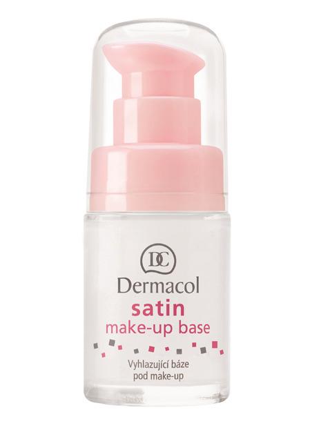 Vyhlazující báze pod make-up, Dermacol, 269 Kč/15 ml