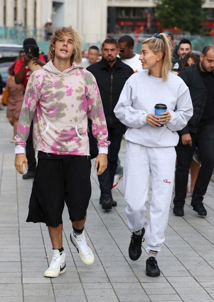 Justin Bieber, představitel stylu scumbro