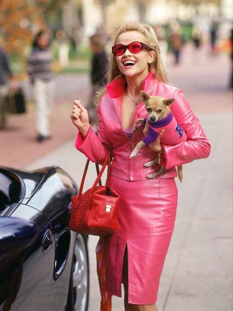 Reese Witherspoon ve filmu Pravá blondýnka
