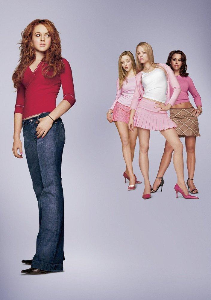 Lindsay Lohan a spol ve filmu Protivný sprostý holky