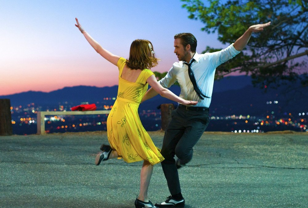 Emma Stone ve filmu La La Land