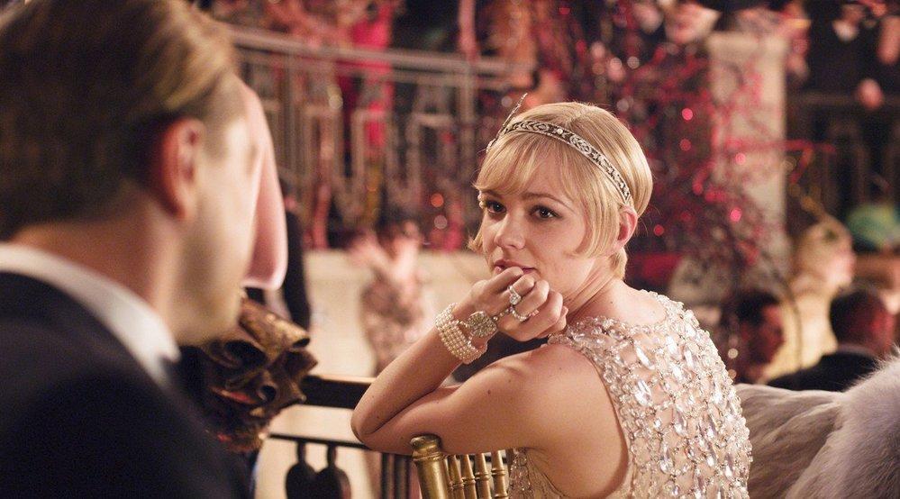 Carey Mulligan ve filmu Velký Gatsby