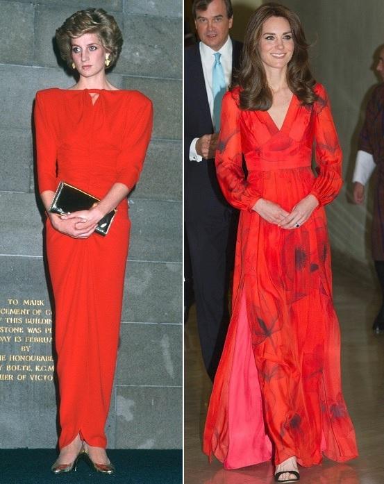 Diana a Kate