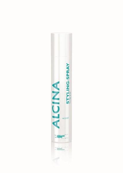 Jemný stylingový sprej, Alcina, doporučená cena 200 Kč/200 ml