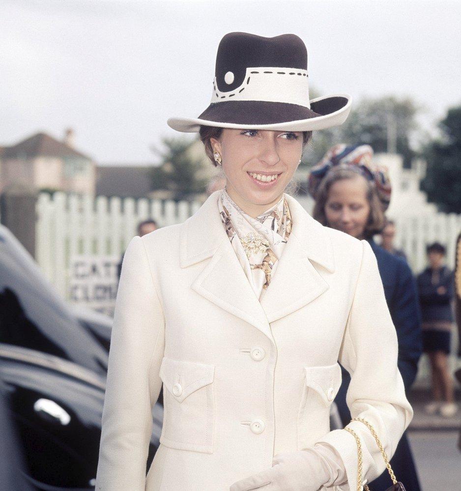 Princezna Anne