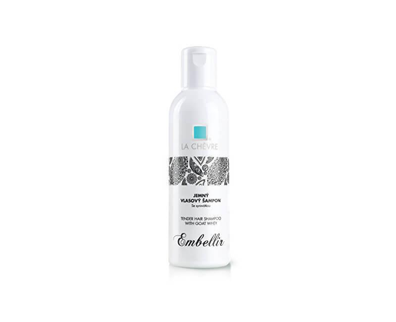 Jemný vlasový šampon se syrovátkou, La Chevre, 129 Kč/200 ml