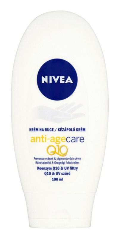 Krém na ruce Q10 Anti-Age Care, Nivea, 99 Kč/100 ml